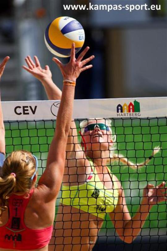 U20 CEV European Championschip 2012 - Hartberg, Austria