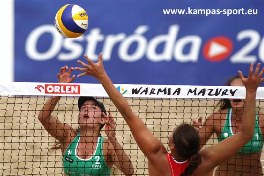 FIVB Beach Volleyball SWATCH World Tour - Mazury Open Grand Slam 2012