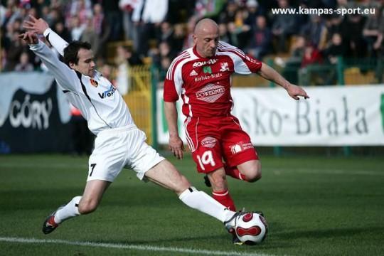 I League 2009/2010 Podbeskidzie Bielsko-Biała - Stal Stalowa Wola