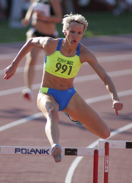 Anna Jesien - 86 Mistrzostwa Polski w lekkiej atletyce