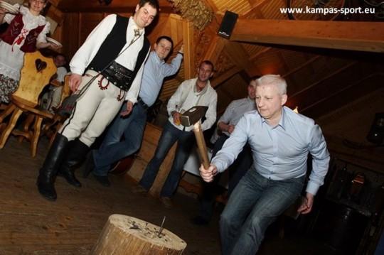 Impreza Firmowa VERIFONE - Szczyrk 2012