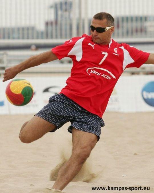 P. Swierczewski - Polish Beach Soccer Championschips 2011