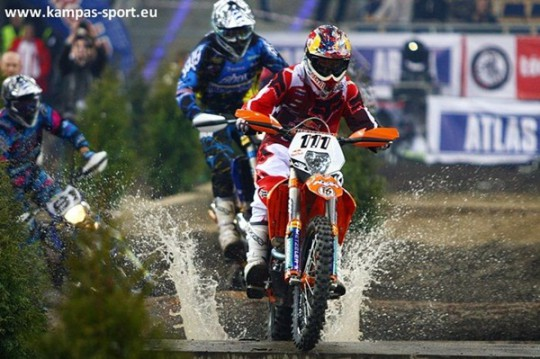 Taddy Blazusiak - FIM SuperEnduro World Championschips 2011
