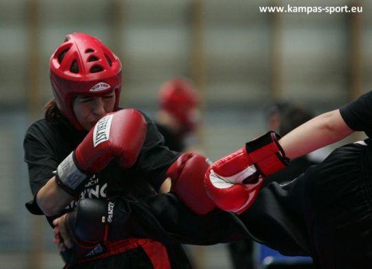 Mistrzostwa Polski Juniorów Semi i Light-Contact w Kick-boxingu - Bielsko-Biała 2010