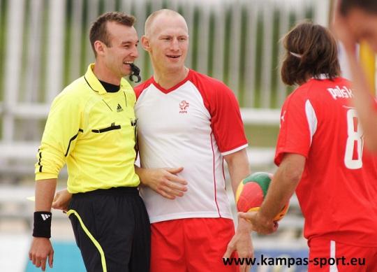 K. Diablo Wlodarczyk - Polish Beach Soccer Championschips 2011