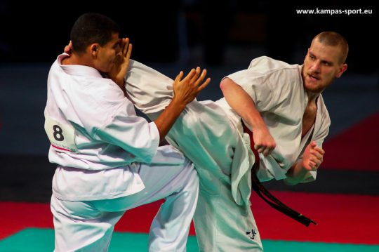 XV European Open Karate Kyokushin Championschips Lublin 2016
