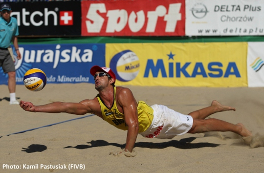 FIVB Beach Volleyball SWATCH World Tour - Silesia Open 2012