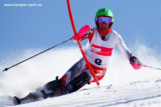 80 Mistrzostwa Polski w Narciarstwie Alpejskim - Szczyrk 2013