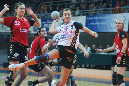 Stiinta Baia Mare - Rumunia, 1/8 Pucharu EHF, Liga Mistrzyń