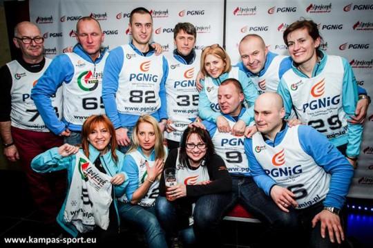 XIV Mistrzostwa Branży Gazowniczej i Naftowej w Narciarstwie Alpejskim o Puchar Prezesa PGNiG S.A. 2014