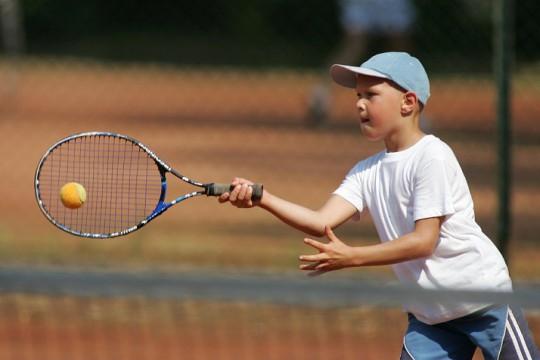 Tenis ziemny - trening