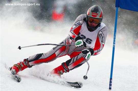 Eliminacje Mistrzostw Polski Amatorów w Narciarstwie Alpejskim - Korbielów 2013