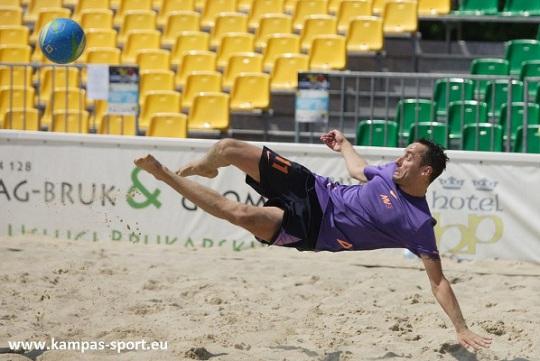 Milenium Beach Soccer Cup 2011