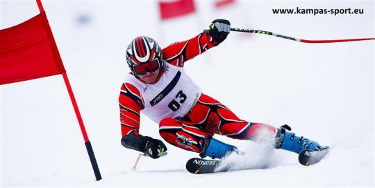 Eliminacje Mistrzostw Polski Amatorów w Narciarstwie Alpejskim - Limanowa 2013
