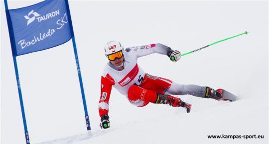Maciej Bydlinski - 80 Mistrzostwa Polski w Narciarstwie Alpejskim - Szczyrk 2013