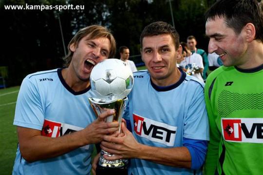 VI Międzybranżowe Mistrzostwa Polski Firm i Zakładów Pracy w Piłce Nożnej 2012