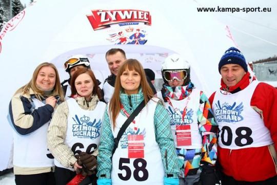 Impreza firmowa - Zimowy Puchar Grupy Zywiec 2012