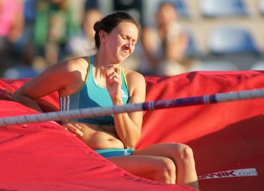 Monika Pyrek - 86 Mistrzostwa Polski w lekkiej atletyce