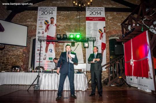 Urodziny Piotra Gruszki - Sportowy Karnawał 2014