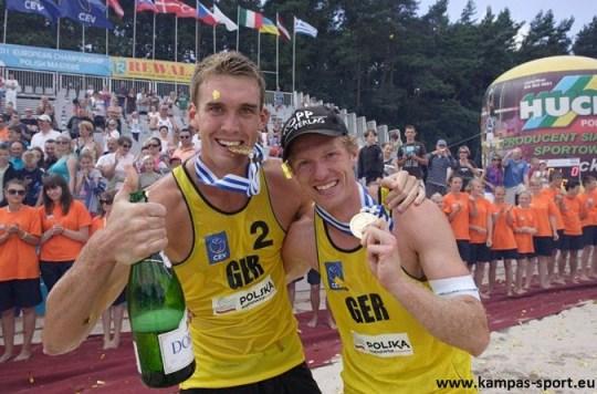 CEV European Championschip - Polish Masters 2011