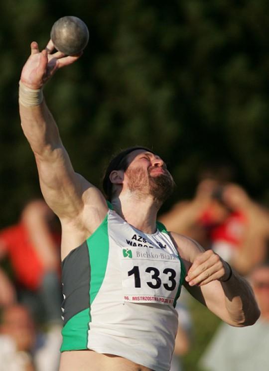 Tomasz Majewski - 86 Mistrzostwa Polski w lekkiej atletyce