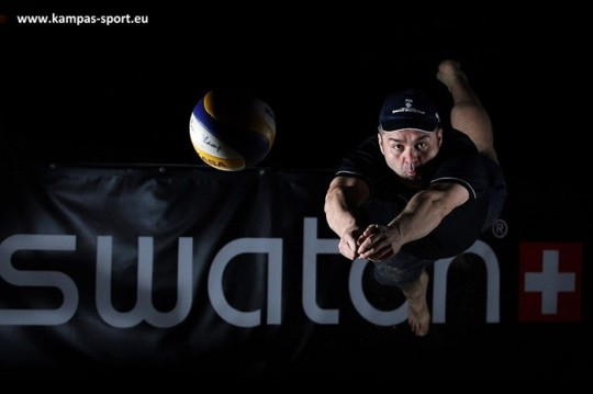 Night Session - FIVB Beach Volleyball SWATCH World Tour Silesia Open 2012
