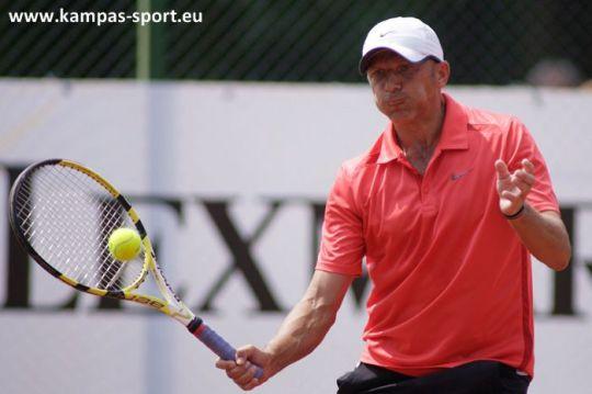 Robert Rozmus - Klimek Cup 2011 - Turniej Tenisa Ziemnego Artystow Polskich