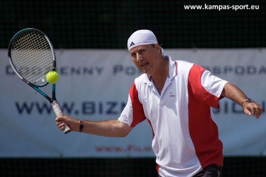 Piotr Skarga - VI Beskid Cup - Turniej Tenisa Ziemnego Artystow Polskich