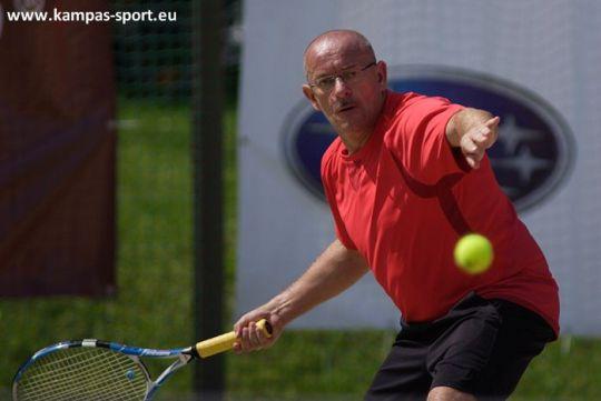 Marcin Daniec - VI Beskid Cup - Turniej Tenisa Ziemnego Artystow Polskich